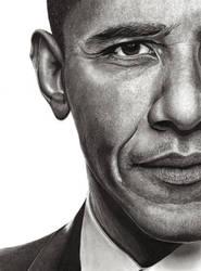 Obama by Paul-Shanghai