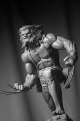 Bowen Weapon X statue COH 4 by ThiagoProvin