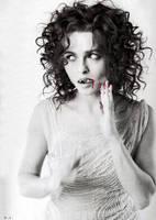 Vampire Helena by AbigailWarrior