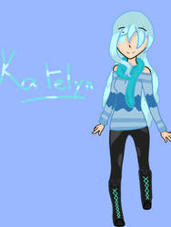 Katelyn from APHMAU by AshleyoCutieCraft