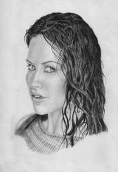 Evangeline Lilly by m-Remmele