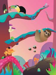 Sloth by Flufflepot