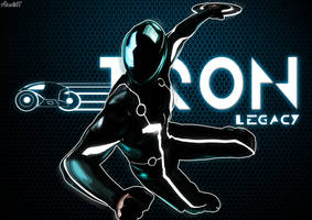 TRON Legacy by R0mainT