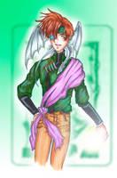 -Saiyuki- Hakkai by Neheon