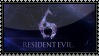Resident Evil 6 Stamp by GistMellow