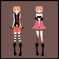 Character Design by Lantern-Tan