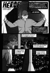 Heroe page 1 by claudioalvarez