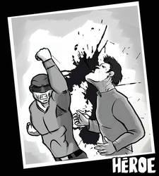 HEROE, PROMO by claudioalvarez