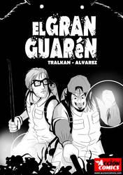 Gran Guaren teaser by claudioalvarez