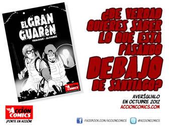 Gran Guaren Ad by claudioalvarez
