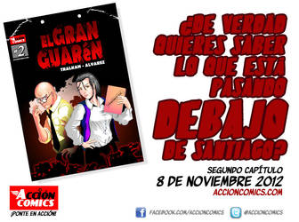 Gran Guaren Ad 2 by claudioalvarez