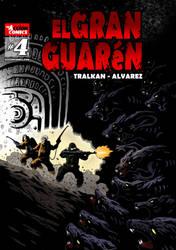 El Gran Guaren 4 cover by claudioalvarez