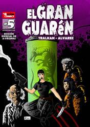 El Gran Guaren 5 cover by claudioalvarez