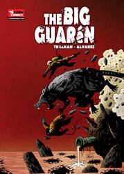 The Big Guaren by claudioalvarez
