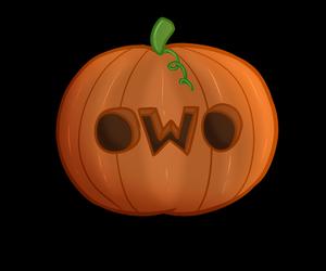 owo pumpkin by deerdust