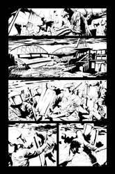Green Arrow 31 by Dallocchio
