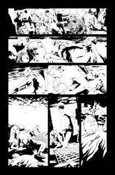 Green Arrow 31 b by Dallocchio