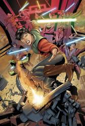 Star Wars - Knight Errant 1 by Dallocchio
