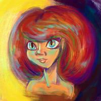 Portrait by Integra4Hell