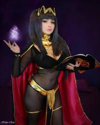 Tharja cosplay by Hidori Rose (Fire Emblem) by HidoriRose