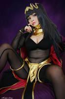 Tharja cosplay by Hidori Rose by HidoriRose