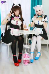 Chocola Vanilla by Hidori Rose x Virtual Geisha by HidoriRose