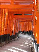 Fushimi Inari 1 by Valka