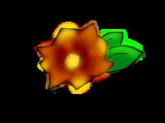 Flower by AlektraAnimation