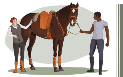 Raposa IBA Basics Course | Task One by AspenKestrelStables