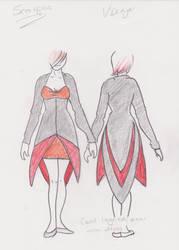 Fashion Design Piece 010 by VLDreyer