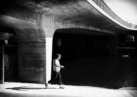 Jogging by sandas04