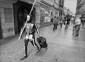 Death on Holiday! by sandas04