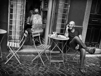 The Cafe by sandas04