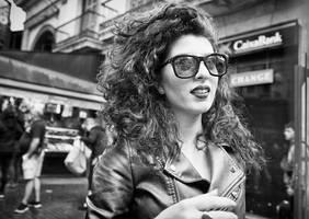 Street Curly Hair by sandas04