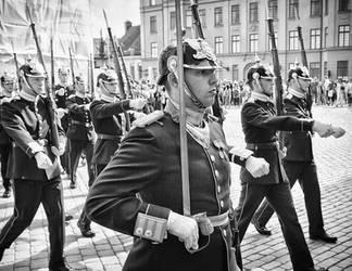 The War Machine of Sweden by sandas04