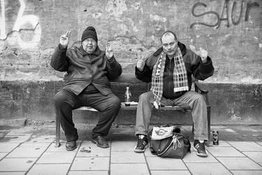 Street Photographer Detected by sandas04