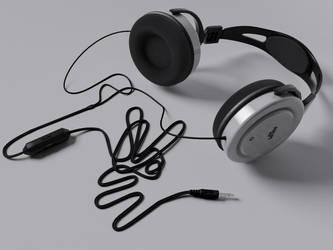 Philips Headphones by MatzeFatzle
