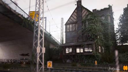 forgotten place by MatzeFatzle
