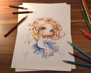 Lady Yuna by Lighane