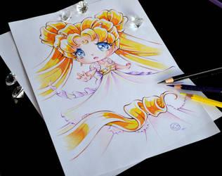 Princess Serenity by Lighane