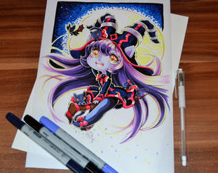 Wicked Lulu Chibi by Lighane