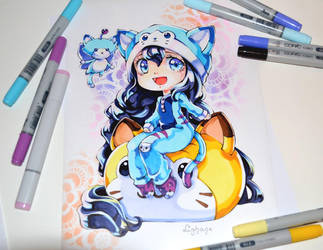 Meow- Lulu by Lighane