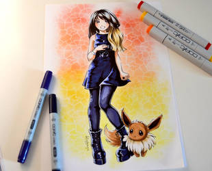 New Artbook Commission Slots by Lighane