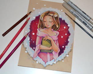 Winter Dream Belle by Lighane