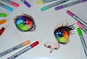 We all are the Same by Lighane