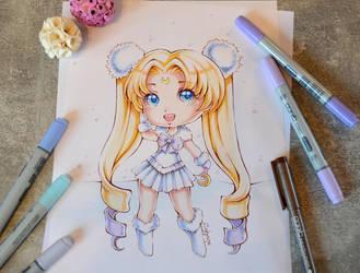 Winter Wonder Sailor Moon by Lighane
