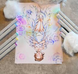 Yuna - Final Fantasy X by Lighane