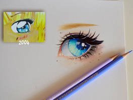 Eyes From The Past by Lighane
