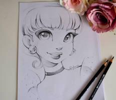 Cinderella by Lighane