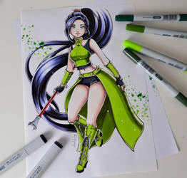 Jade by Lighane